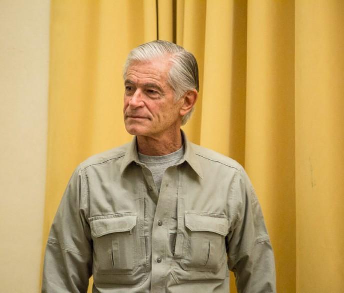 James Nachtwey intervistato da Roberto Koch