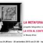 30 SETTEMBRE 2019 – ORE 21:00 – LA METAFORA DELLA VITA