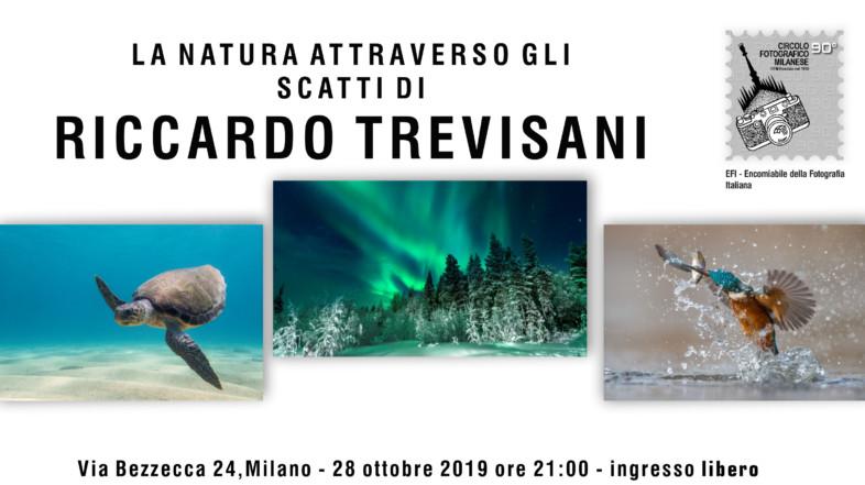 28 OTTOBRE 2019 – ORE 21:00 – RICCARDO TREVISANI, Birdwatching & Wildlife