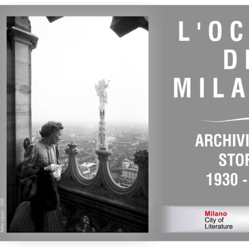 8/06/2020 – ORE 21.00 – L'OCCHIO DEL MILANESE ARCHIVIO SOCI STORICI 1930 – 1970
